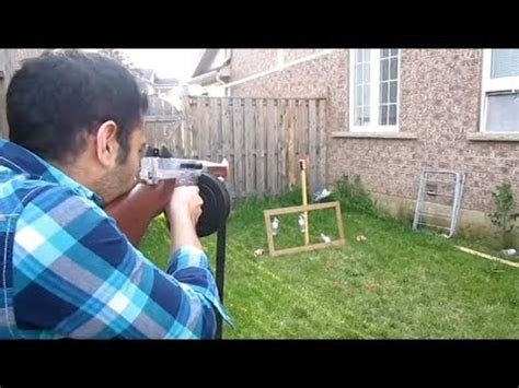Thompson M1A1 Military - Airsoft - Tommy Gun - Review