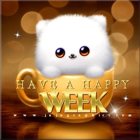 Have a happy week - JuJuGraphics