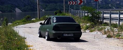 Daewoo Cielo by iviTE - army low-rider