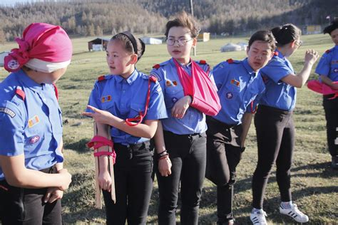 Mongolian Scouts hold the annual Great Challenge   World