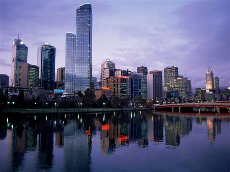 Yarra River Melbourne Wallpapers | HD Wallpapers | ID #5784