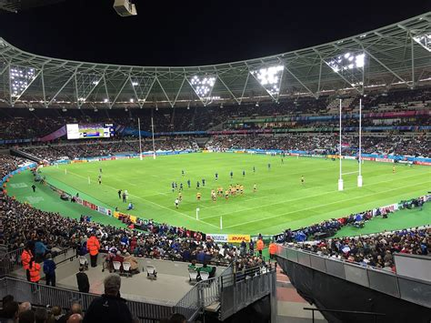File:2015 Rugby World Cup, France vs