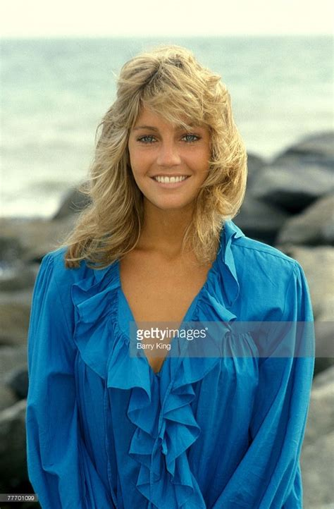 Heather Locklear, Self Assignment, November 15, 1992 in