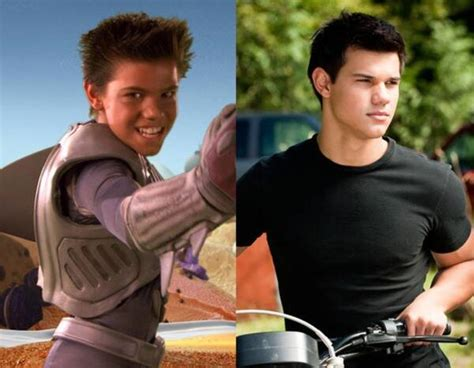 Taylor Lautner from Life Before Twilight | E! News