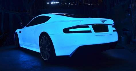 Bright spark makes an Aston Martin 'come alive' by coating