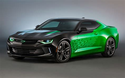 Chevrolet Camaro Krypton Concept (2015) Wallpapers and HD